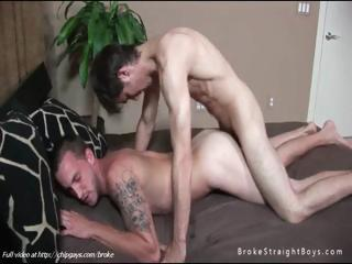Cute lovely twink fucking a-hole