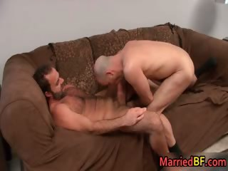 Married str8 guy acquires backdoor fingered