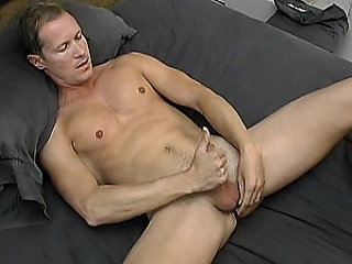 Gracious homosexual cub Simon August likes to start his day with a good...