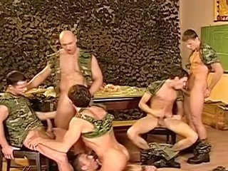 Impure Military men love having nasty