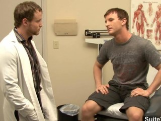 Hawt patient receives drilled by homosexual doctor